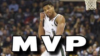 Why Giannis Antetokounmpo is the MVP