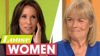 Royal Breaking News Interrupts Andrea Sharing Her Emergency Caesarean Experiences   Loose Women
