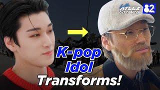 K-pop Idol Goes Undercover   82Challenge EP.1