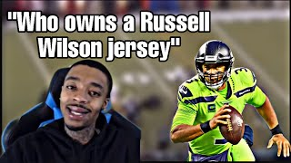 3 Minutes of FlightReacts Hating On Russell Wilson