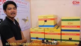 Máy ấp trứng mini giá rẻ 330K (LH: 0962.388.828)