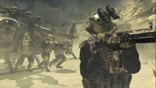 Call of Duty: Modern Warfare 2 - Shadow Company Afghan Cave Network Radio Chatter