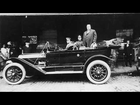 THIS CAR MATTERS: President Taft's 1909 White Steam Car