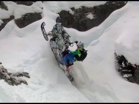 Early Season Edit (Backcountry Snowmobiling)