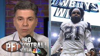 Will Ezekiel Elliott be suspended for incident at festival? | Pro Football Talk | NBC Sports