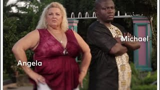 Angela's disappointed to Michael | 90 days fiancé. happily ever after?