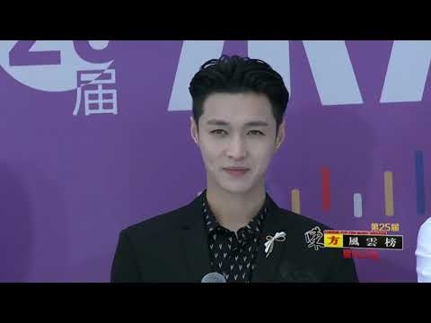 180326 25th ERC Chinese Top Ten Awards Red Carpet LAY Zhang Yixing 张艺兴