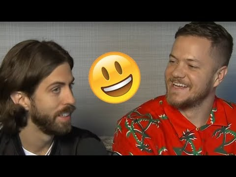 Imagine Dragons - Funny Moments (Best 2018★)
