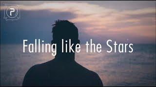 James Arthur - Falling like the Stars // lyrics