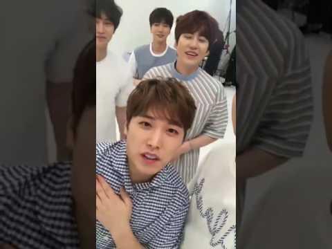 170417 Yesung IG Live with members #SuperJunior #เอสเจนี่มันเอสเจจริงๆ