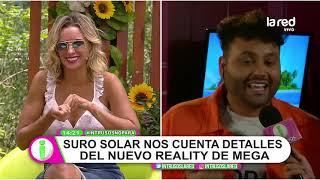 Suro Solar nos cuenta detalles del nuevo reality de Mega