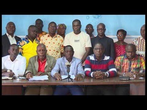 echec de la greve des enseignants en cote d'ivoire