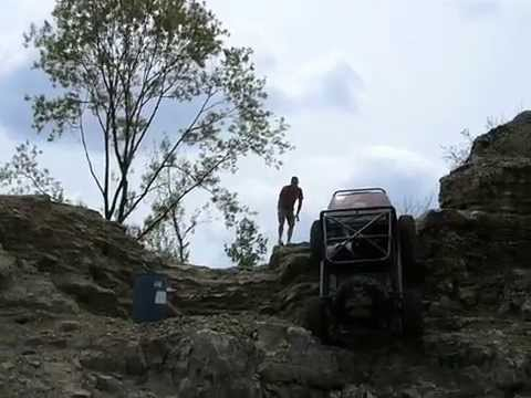 Copy of Making the Bonus Line at Hannibal Rocks | Axleboy YJ