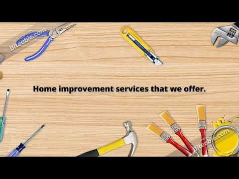 Best Home Improvement Solutions | Rightway Home Improvements