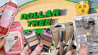 DOLLAR TREE $1 SHOP WITH ME NEW SPRING FINDS, MAKEUP, SKINCARE & HAUL!!