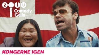 Kongerne igen - ZULU Comedy Galla 2018