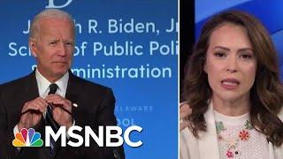 Alyssa Milano On The Start Of Joe Biden's Campaign | Velshi & Ruhle | MSNBC