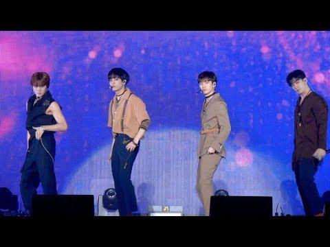 [HD영상] 뉴이스트 W(NU`EST W), 타이틀곡 'Dejavu(데자부)' 라이브 무대(180625)