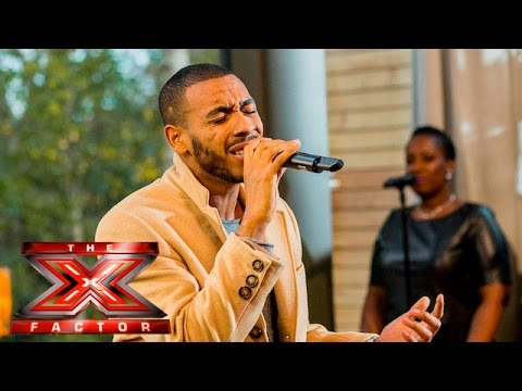 Josh Daniel takes on Taylor Swift smash  | Judges Houses | The X Factor 2015