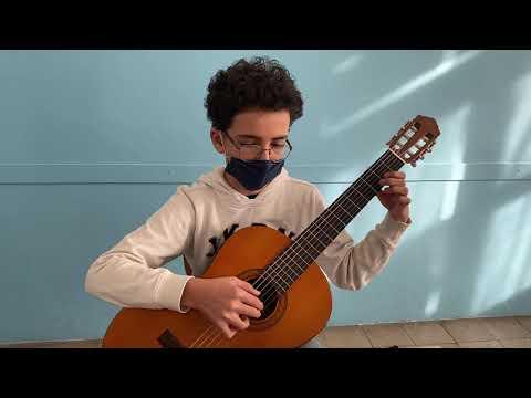Deck the Halls   L  Battaglia chitarra