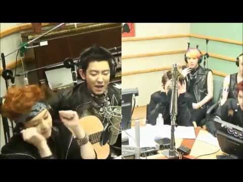 130530 EXO D.O. singing cut 「Billionaire」 @Sukira ft.Chanyeol