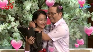 Quang Bảo mát tay tư vấn tình cảm cho chàng GV ĐH Ngân Hàng và nữ SV xinh đẹp trong lớp giảng dạy💘