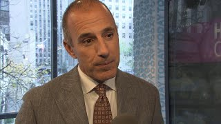 Sex Therapist Says Matt Lauer Asked for Advice to Save His Marriage