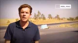 "CNN International: ""go there"" - Ivan Watson"