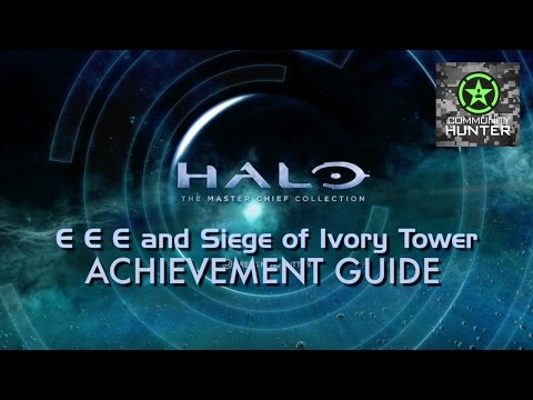 Baixar E E E and Siege of Ivory Tower Guide - Halo: MC Collection