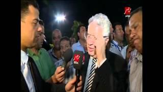 مرتضى منصور : حسام حسن لعب المباراة بدون خطه.. فماذا يريد للفوز على الأهلى ؟