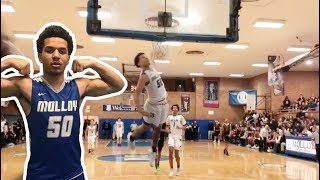 Cole Anthony PROVES He's The Best In NYC! Throws Down VICIOUS Windmill And DROPS Defender
