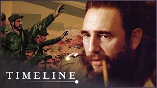 Who Was The Real Fidel Castro?   Secrets Of War   Timeline
