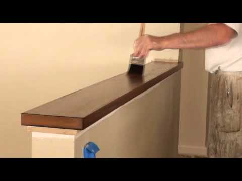 How To Apply Varnish Or Polyurethane Clear Finishes How