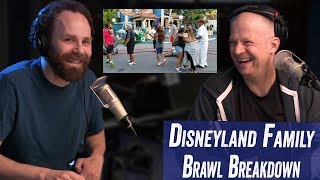 Disneyland Family Brawl Breakdown - Jim Norton & Sam Roberts