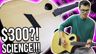 A Budget Acoustic Built With Science?! || Michael Kelly Forte Port Demo/Review