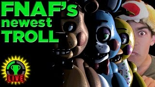 FNAF's Newest EVIL is TROLL Pat! - Five Nights at Freddy's 2