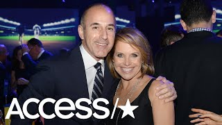 Katie Couric Speaks Out About Matt Lauer's 'Today' Show Firing | Access