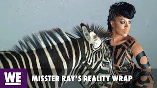 K. Michelle in Kim Kimble's Wild Kingdom | L.A. Hair Reality Wrap