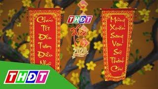 Truyền hình Đồng Tháp chúc Tết Canh Tý 2020 | THDT