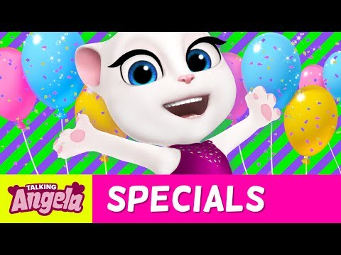 Talking Angela's Premiere Party for Talking Tom and Friends Season 2
