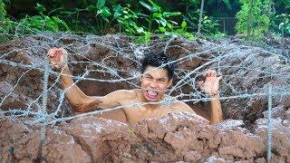 NTN - Thử Thách Thoát Khỏi Lòng Đất Được 100 Triệu VNĐ (Escaping From Underground Challenge)