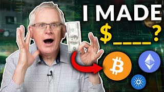 Millionaire Invested $100 In Crypto & Made $_____ (How to Invest For Beginners)