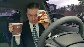 Burger King BK Joe vs. McDonald's McCafé Coffee - Review