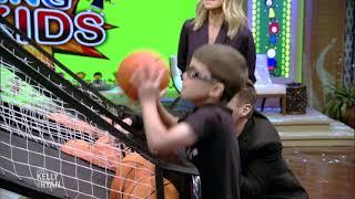 Amazing Kids: Basketball Arcade MVP Chuckie Hall