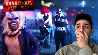 So I went to the SCARIEST HAUNTED HOUSE in AMERICA... **warning**