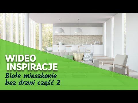 Białe mieszkanie bez drzwi część 2 (wideo)