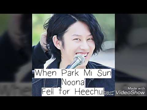 When Heechul Makes Mi Sun Fall in Love