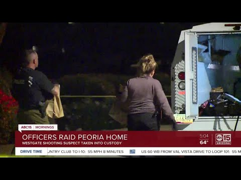 Officers raid Peoria home after Westgate shooting