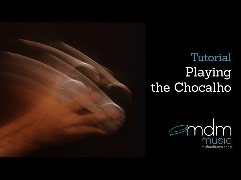 Playing the chocalho.mov
