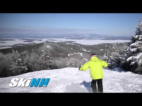 Ski NH Weekly Video- Gunstock Mountain Resort 2-10-15